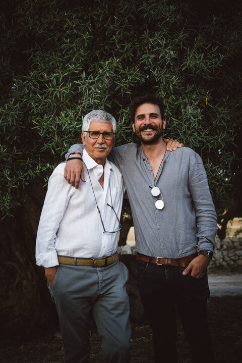 Antonio und Dario Ficara