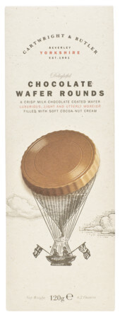 Chocolate Wafer Rounds