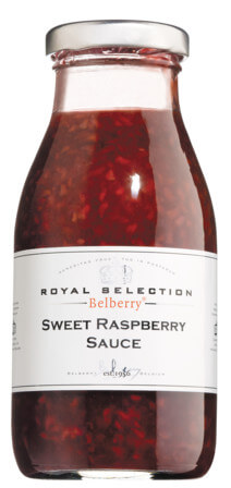 Raspberry Fruit Sauce Belberry