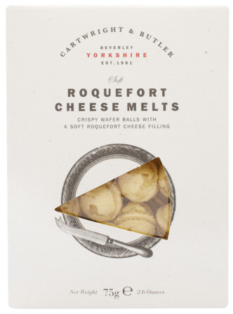 Roquefort Cheese Melts