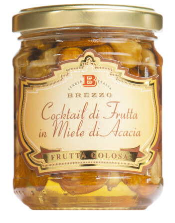 Cocktail di frutta secca in miele di Acacia