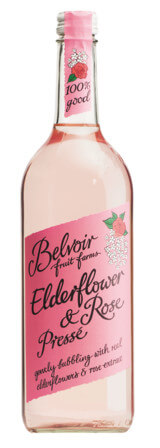 Pressé Elderflower & Rose