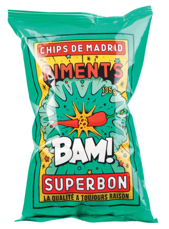 Chips Piments