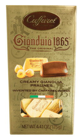 Gianduia Golden Ballotin