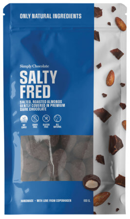 Salty Fred Almonds