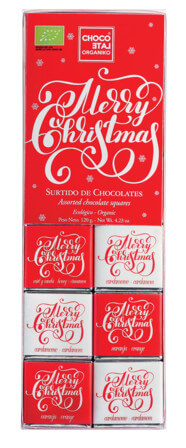Christmas Chocolate Assortment, Bio