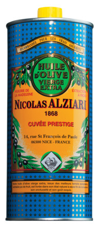 Huile d'olive vierge extra Alziari