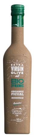 Picual Extra Virgin Olive Oil, Biodynamic
