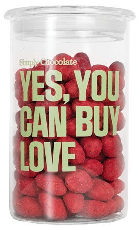 Yes, you can buy love