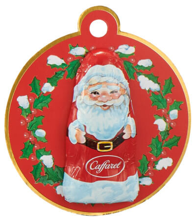 Santa Claus Decoration, Display