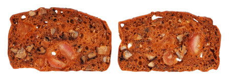 Toast for Cheese - Quince, Pecan & Poppy Seeds